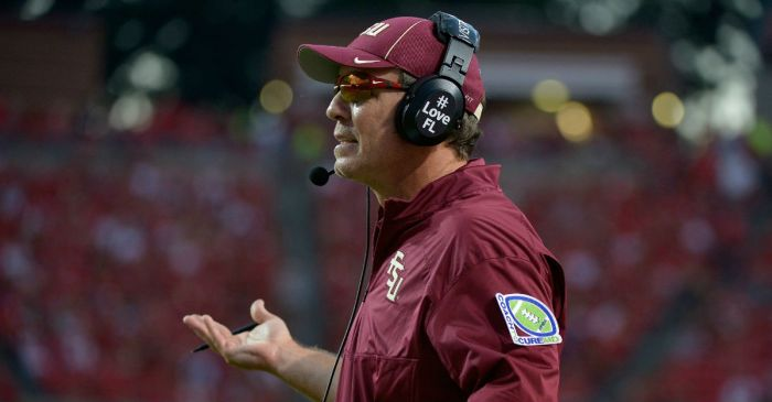 Florida State QB suspended following violation of team rules