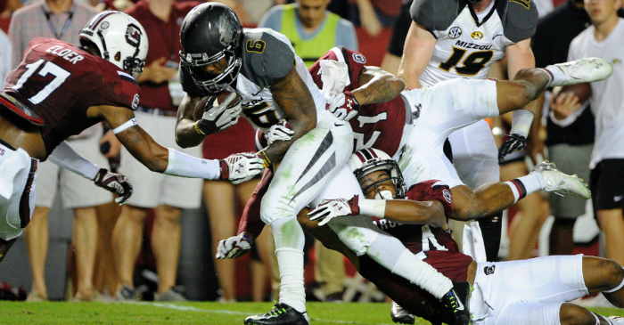 What we learned in South Carolina's loss to Missouri