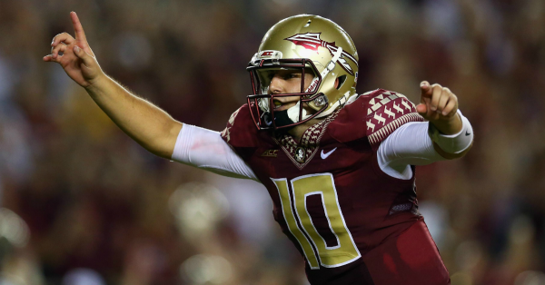 Florida State to be without its quarterback for spring football