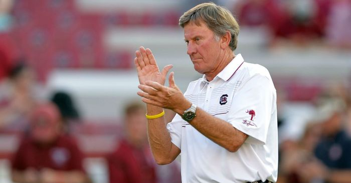 Can anyone be trusted at quarterback for South Carolina in 2015?
