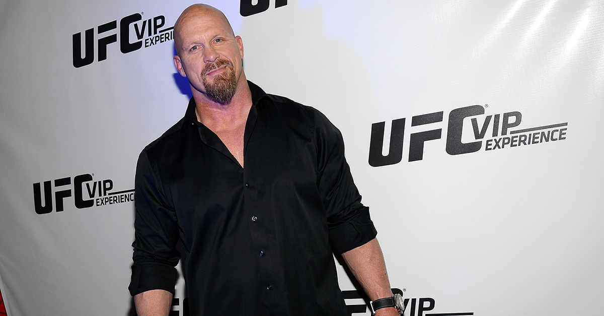 """Stone Cold Steve Austin speaks out on who he sees as the """"next big thing"""" in WWE"""