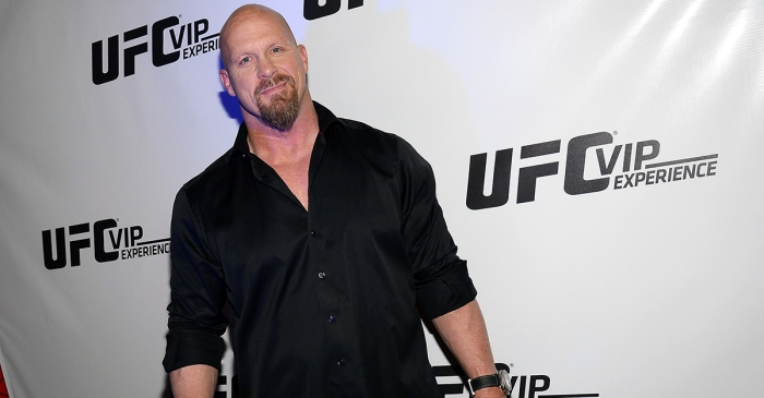 Stone Cold Steve Austin names the one opponent he'd like to go back in time and wrestle