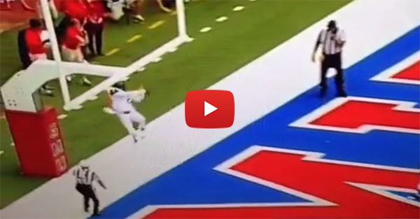 TCU and SMU make a bid for the worst play of the day