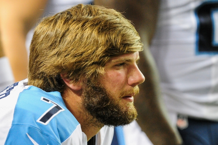 Zach Mettenberger lands starting QB gig with Titans, shows off sweet mustache and headband combo