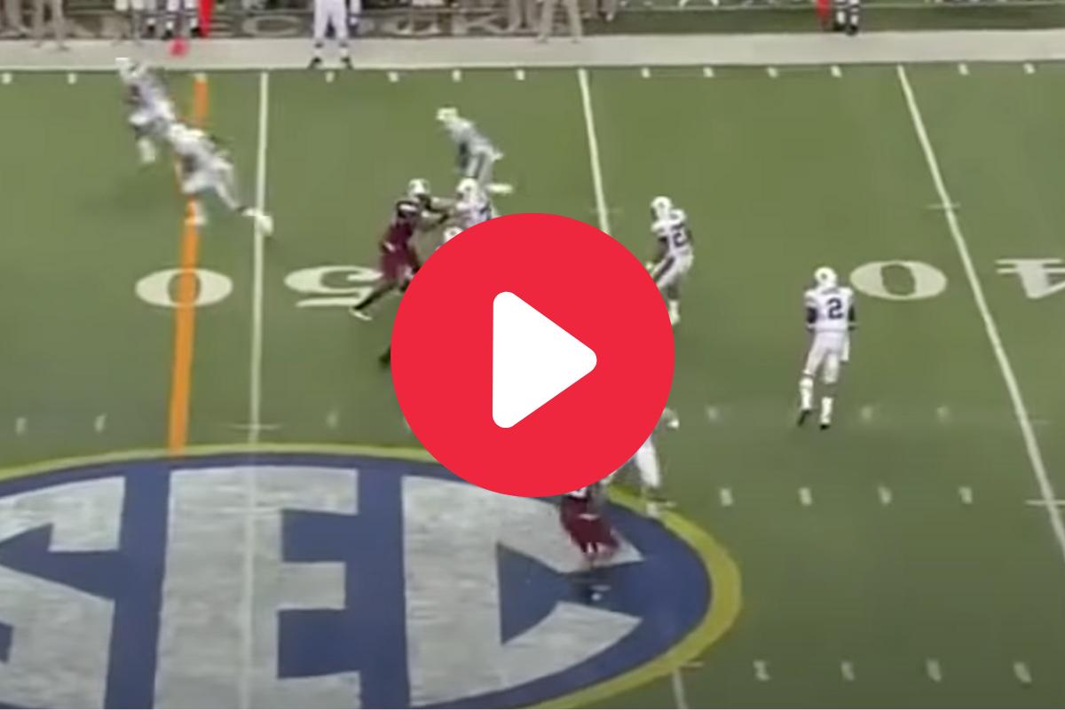 Cam Newton's Tipped Hail Mary Helped Make Auburn SEC Champions