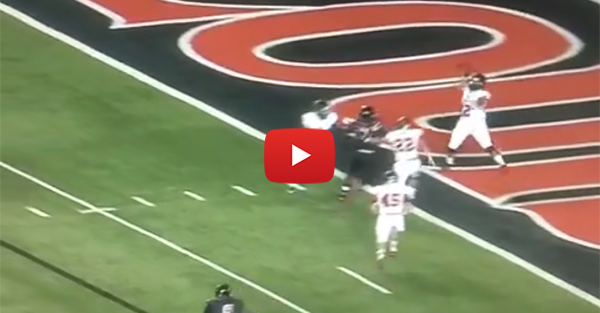 Arkansas State has locked up the award for worst fake punt plays of the year