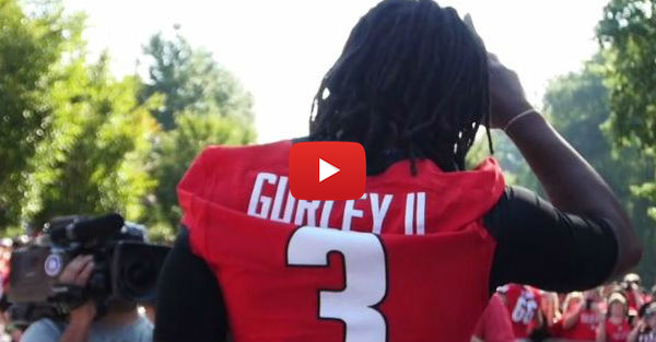The Perfect Georgia Football Video for Real Dawgs Everywhere