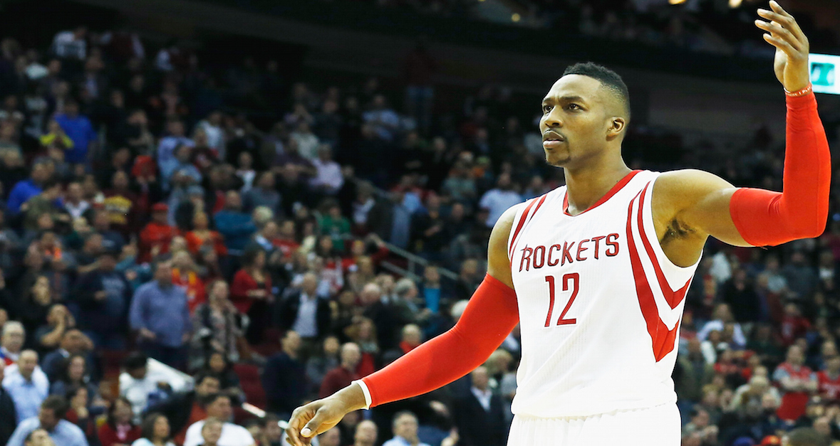Two teams have already scheduled former All-Star center Dwight Howard for free agency meetings