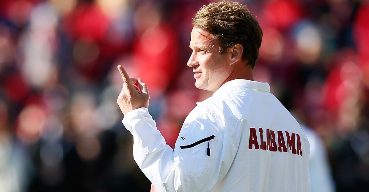 Finebaum thinks Lane Kiffin is done at Alabama, could target two high-profile jobs