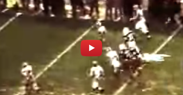 "Throwback Thursday: Ken Stabler's ""Run in the mud"""