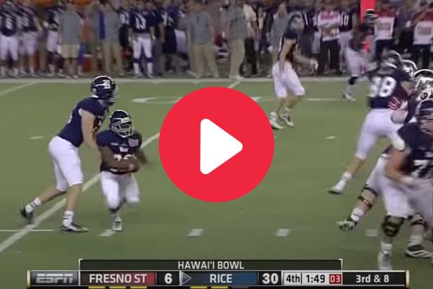 4-Foot-9 Running Back Became the Shortest Ever (Then Got Rocked)