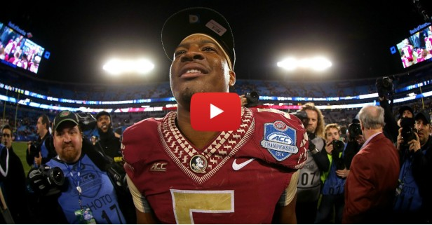 Jameis Winston's Greatest FSU Moments Rolled Into One Awesome Video