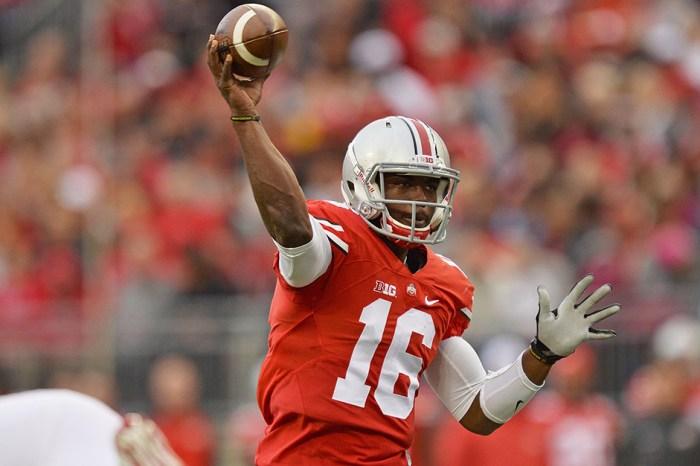 J.T. Barrett eviscerates Ohio State's freshman phenom Tate Martell