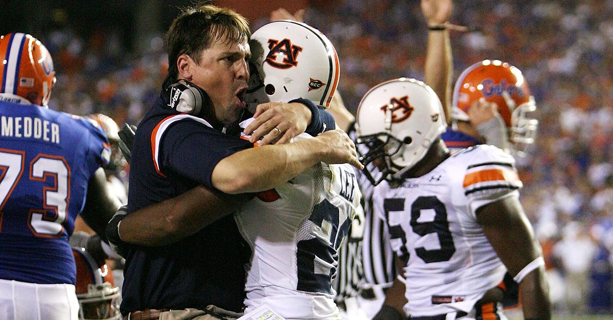 Will Muschamp officially named Auburn defensive coordinator