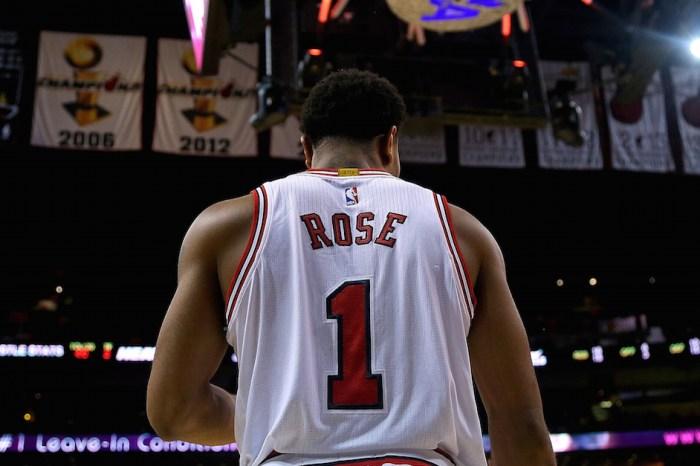 Chicago Bulls' Derrick Rose eyeing return