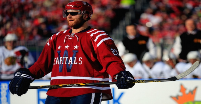 Winter classic brings cool intros, eyeblack, and sunglasses?