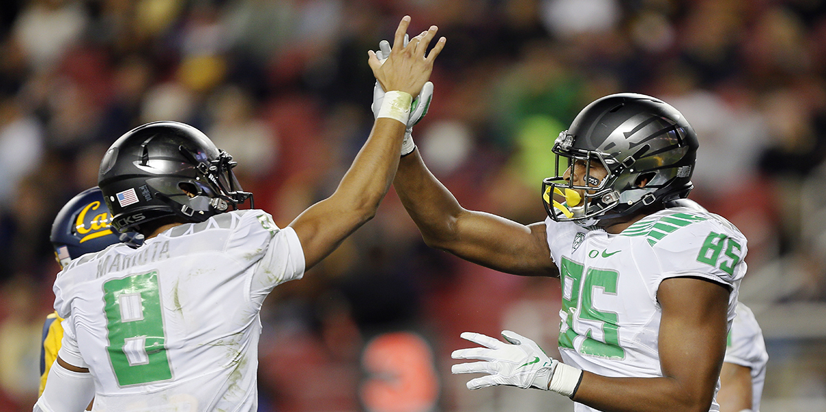 National Championship Lines: Prop Bets for Ohio State and Oregon