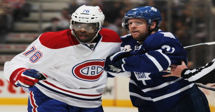 Subban sticks up for Kessel, likes his 'personality'