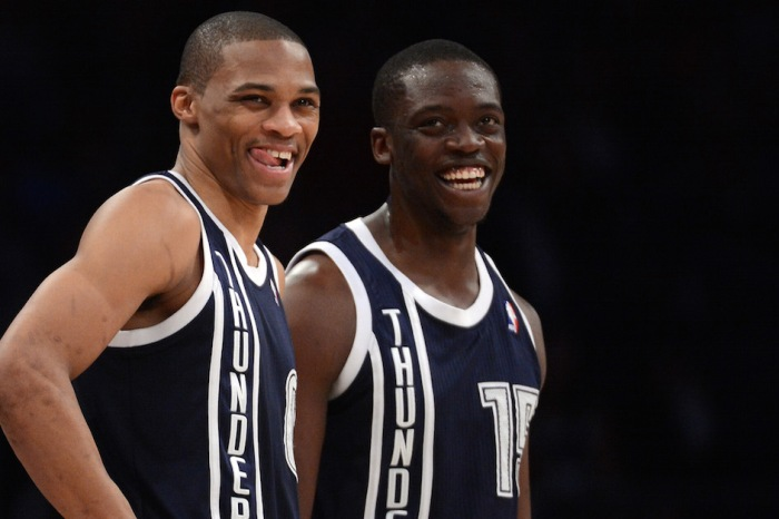 Russell Westbrook, Kevin Durant take honest shots at Reggie Jackson