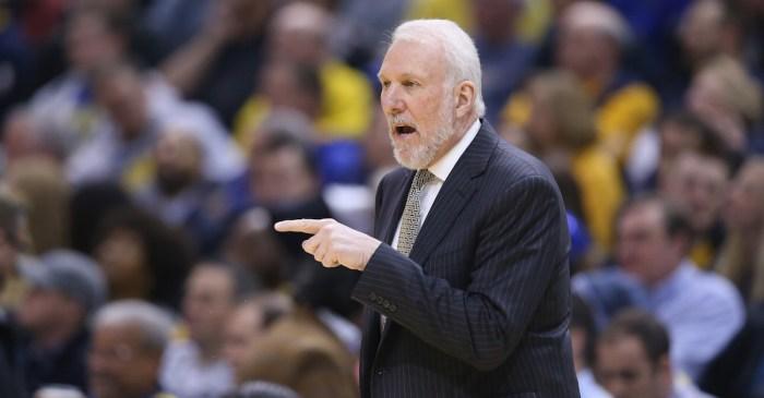 Gregg Popovich eviscerates Golden State Warriors following injury to Kawhi Leonard