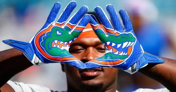 Celebrating 25 Years of Florida's 'Gator Head' Logo