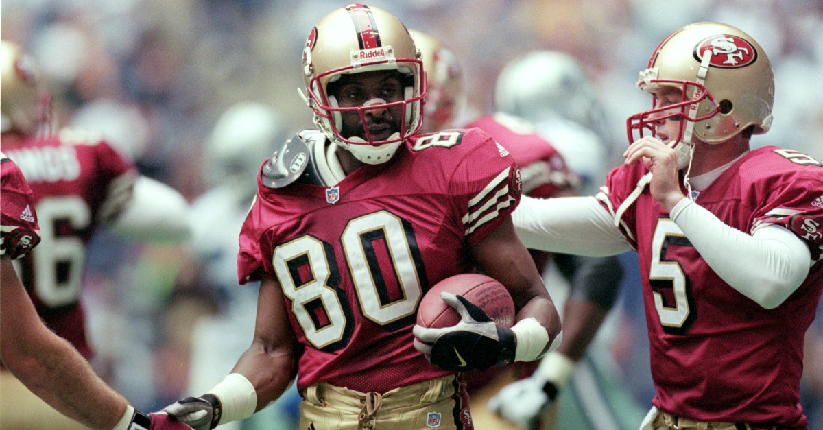 Cheater Jerry Rice gets busted and looks like one of the biggest hypocrites ever