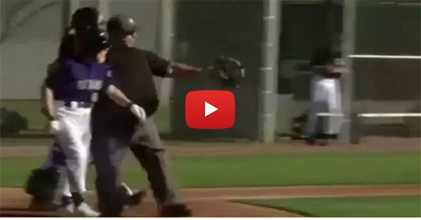 88-year-old man tries to charge the mound at Rockies Fantasy Camp