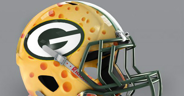 Another designer releases crazy-looking NFL helmets for every team