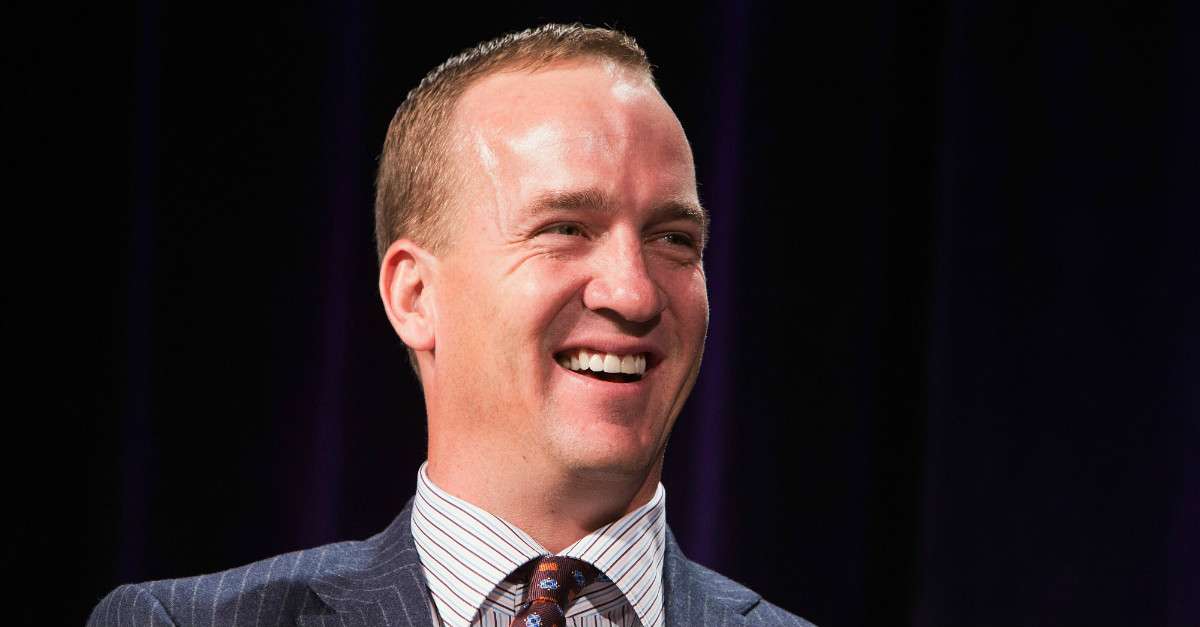 NFL insider pieces together how Peyton Manning could shockingly end up in one NFL front office