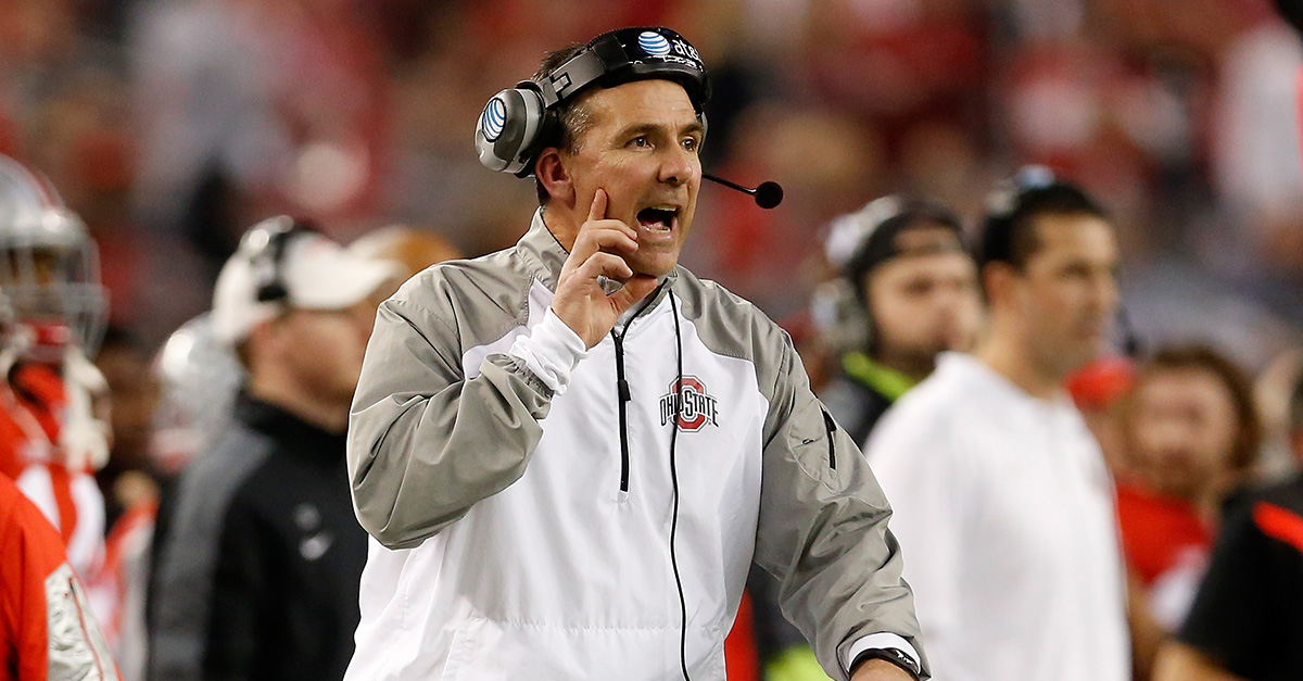 """Urban Meyer is """"very confident"""", believes Ohio State is in his safe hands at running back"""