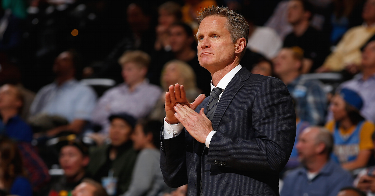 After controversial White House visit rumors, Warriors' Steve Kerr speaks out on eventual decision