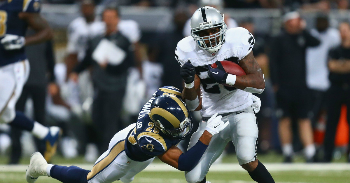 The Dallas Cowboys sign underachieving running back, and it's the right move