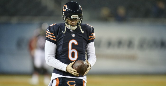 Report: The Bears have signed a replacement for Jay Cutler to a huge deal