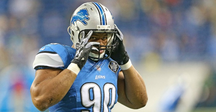 Ndamukong Suh didn't think he would play for the Miami Dolphins
