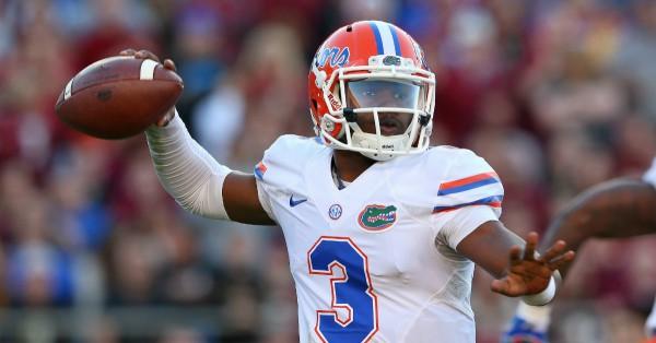 Former Florida starting QB Treon Harris has a transfer destination