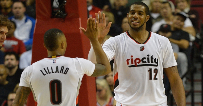 "Portland Trail Blazers big man reportedly ""50-50"" on leaving through free agency"