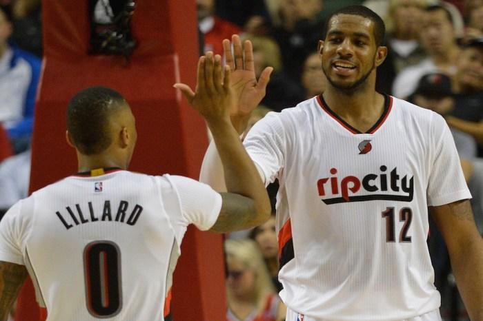 "Portland Trail Blazers big man reportedly ""50-50"" on leaving through free agency"