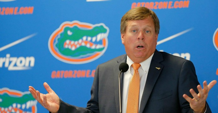 Jim McElwain says he knows who his starting quarterback will be