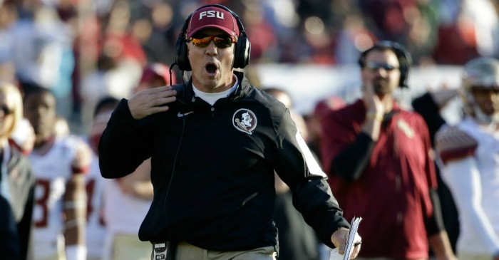 FSU strength coach's DUI will cost him some of the season