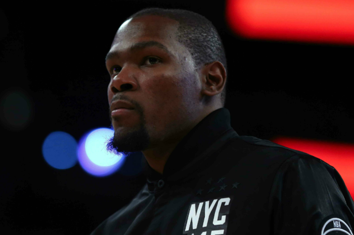 Kevin Durant is excited to work with new coach Billy Donovan