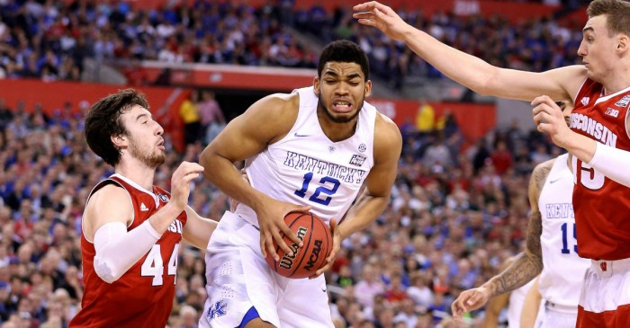 Break up the 'Cats (again): 7 UK players leaving for the NBA draft