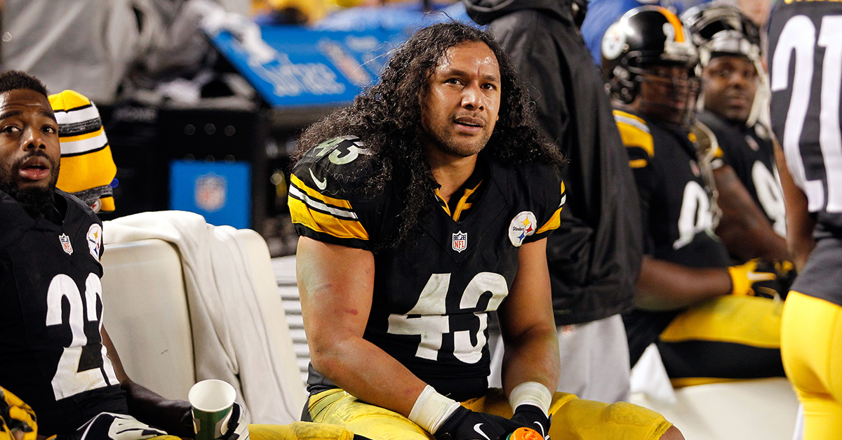 Troy Polamalu paid for the funerals of a Texas A&M player and his friends killed in a car crash