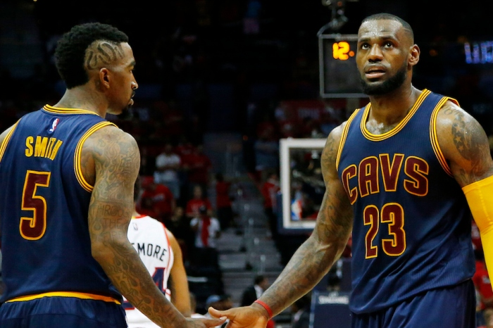 Midseason acquisitions play pivotal role in Cleveland Cavaliers Game 1 victory over Atlanta Hawks