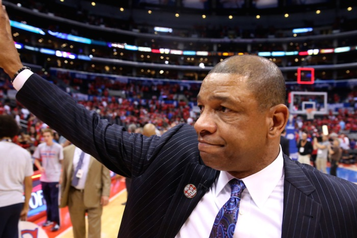 Doc Rivers delivers incredible post-game speech to Los Angeles Clippers after Game 7 loss