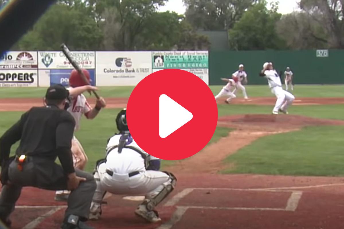 """Baseball Team's """"Hidden Ball"""" Play Fools Runner, Wins Playoff Game"""