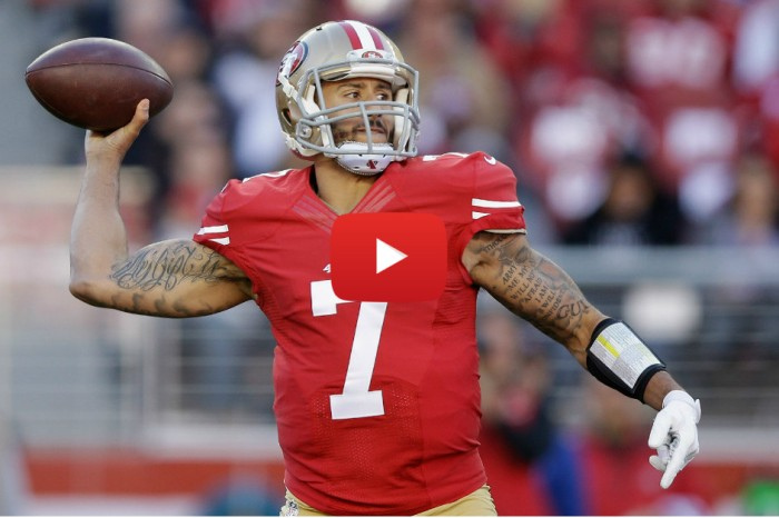 49ers are concerned about Colin Kaepernick's immaturity