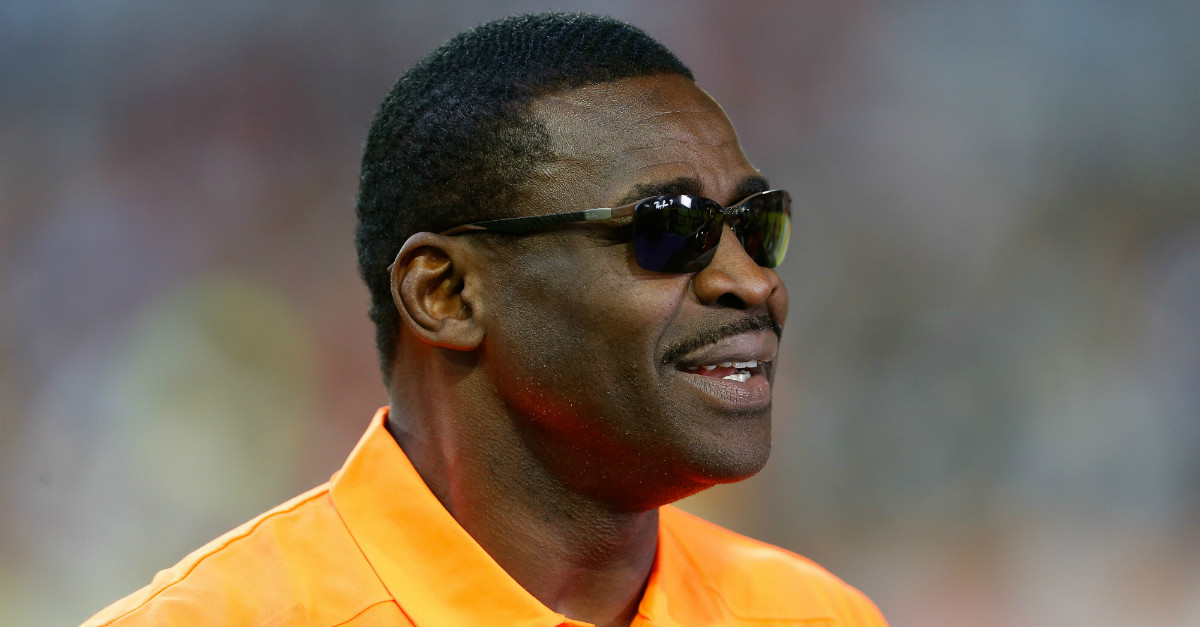 Michael Irvin slammed the NFL's best defender, and he looks like a fool for doing it