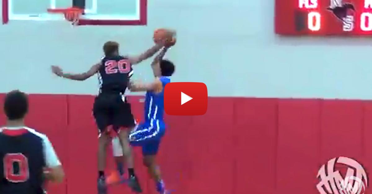 Shaq's 6'8″ high school freshman son is really good at basketball