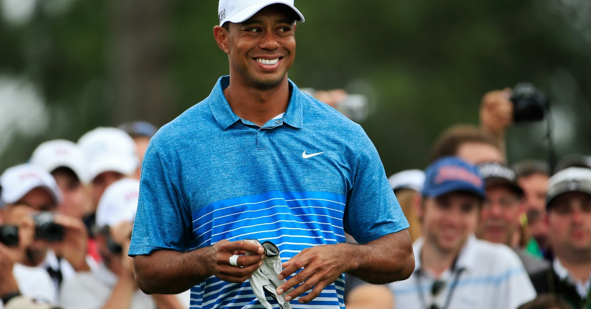 Tiger Woods is reportedly making his return to golf