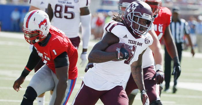 Texas A&M to try former 5-star RB recruit at cornerback this season